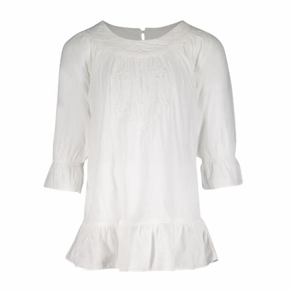 GIANNA EMBROIDERED COVER UP