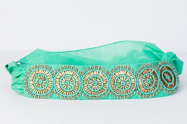 Mandi Wrap - Mint