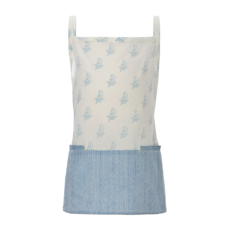MIA PARROT TOP | BLUE