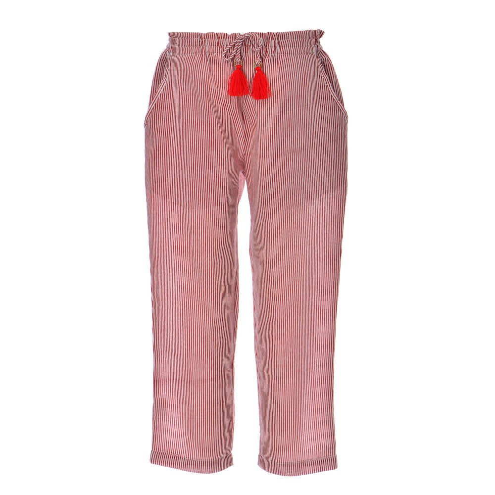 MISHA PANTS | RED