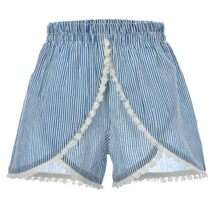 MISHA SHORTS | BLUE