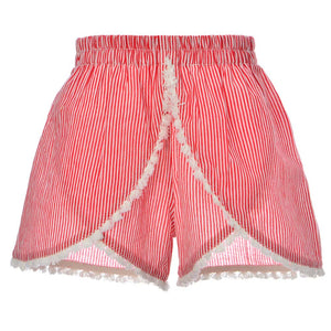 MISHA SHORTS | RED