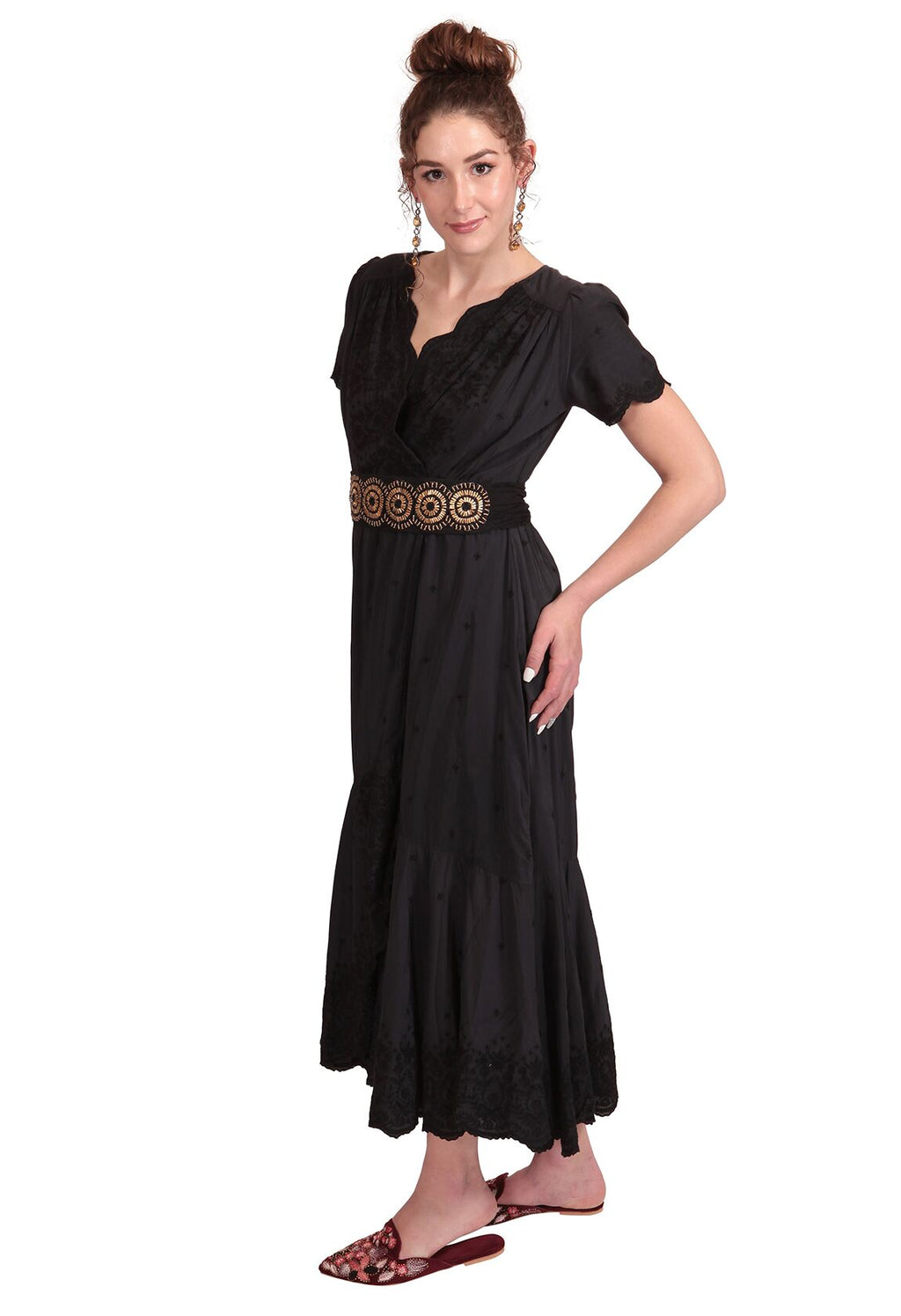 ESTHER DRESS BLACK