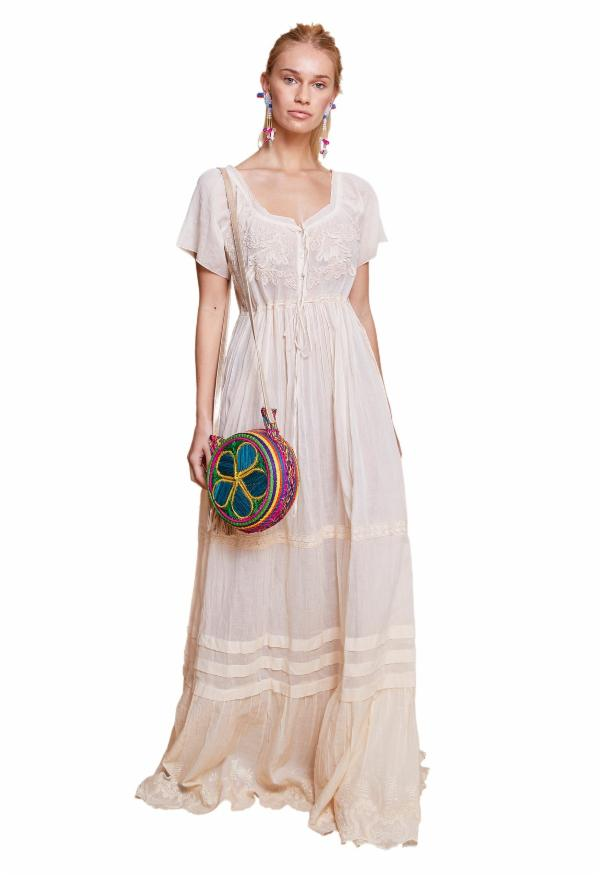 Sahara Long Dress