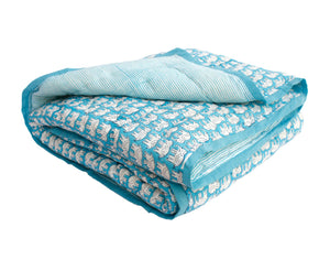 Delhi Elephant Bedding Set
