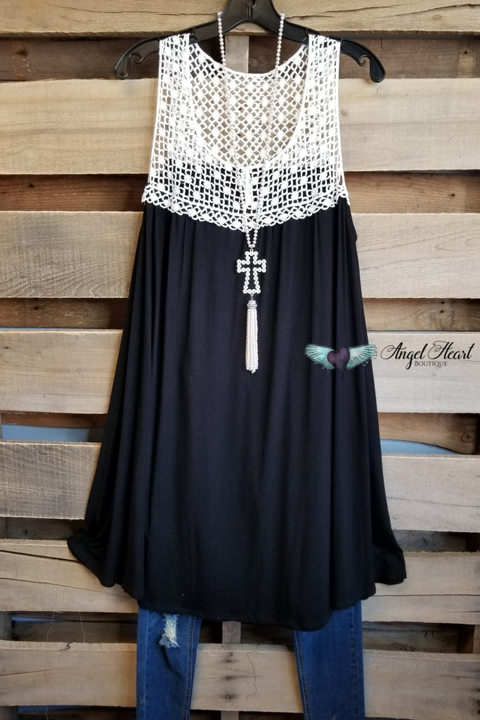 My Classic Choice Dress - Black [product type] - Angel Heart Boutique