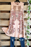 Sweet As Honey Dress - Nude [product type] - Angel Heart Boutique