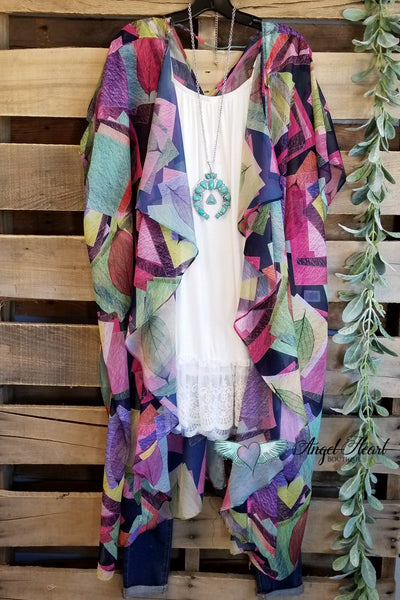 Accidentally in Love Kimono