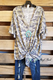 Girls Like Us Top - Camo [product type] - Angel Heart Boutique