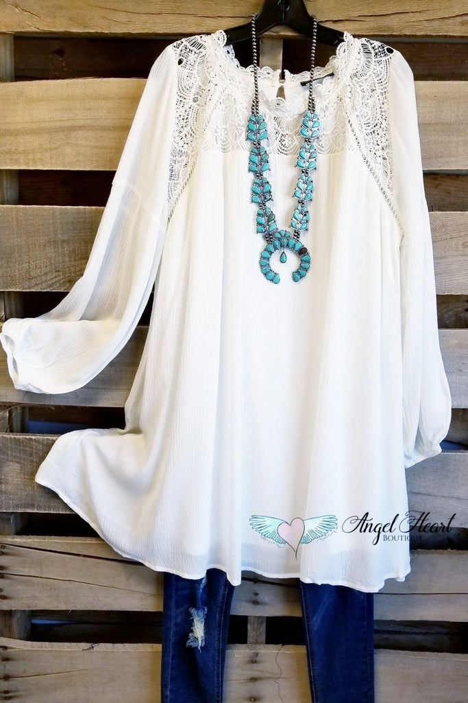 Meaningful Moments Dress - Ivory [product type] - Angel Heart Boutique