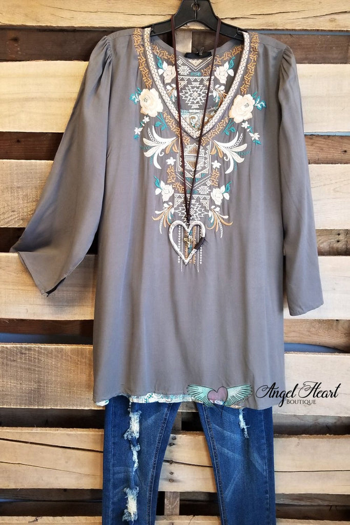 Free As A Bird Top - Olive [product type] - Angel Heart Boutique