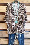 Don't Think Twice Leopard Top [product type] - Angel Heart Boutique