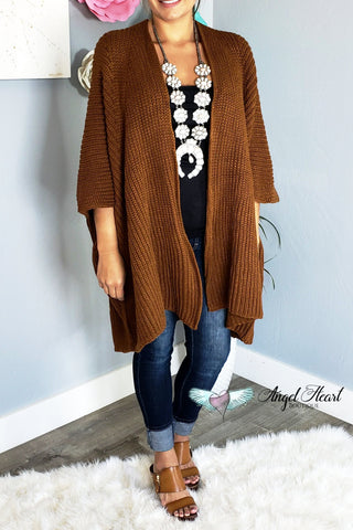 AHB EXCLUSIVE - Beauty Within Cardigan - Black/White