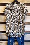 Rare Feelings Top - Leopard [product type] - Angel Heart Boutique