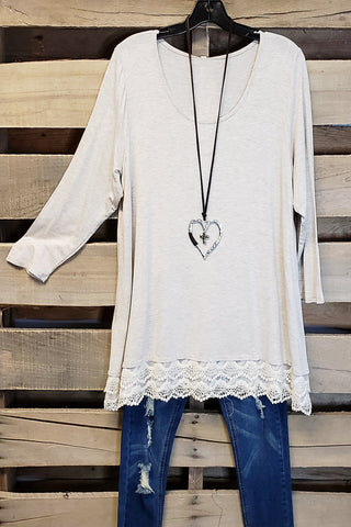 Steal Your Love Extender - Heather Gray