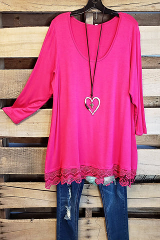 Steal Your Love Extender - Hot Pink