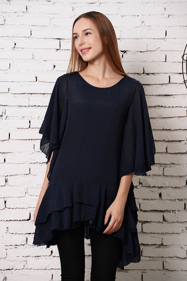 Sure To Be Cool Tunic - SALE - Sassybling - Tunic - Angel Heart Boutique  - 1