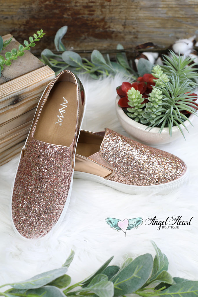 Shining Star Shoes [product type] - Angel Heart Boutique
