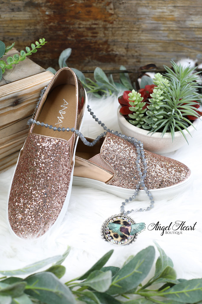 Shining Star Shoes - SALE (Size 7 Left)