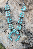 AUTHENTIC TURQUOISE STONE - Nala Necklace [product type] - Angel Heart Boutique