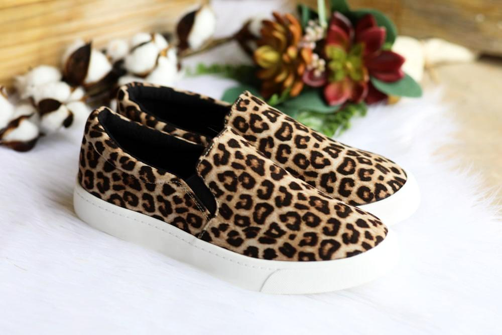 Fierce Walk Slip on Shoes [product type] - Angel Heart Boutique