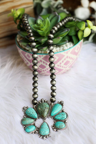 Like A Dream Necklace - Pearl