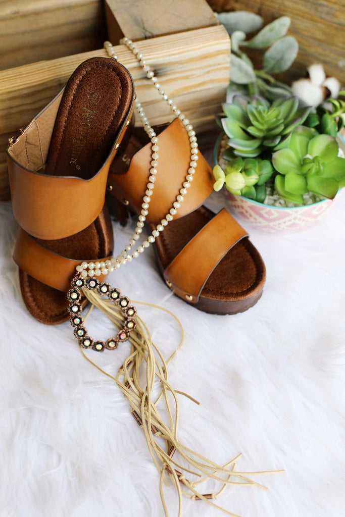 Way To Your Heart Shoes - Size 7 to 11 [product type] - Angel Heart Boutique