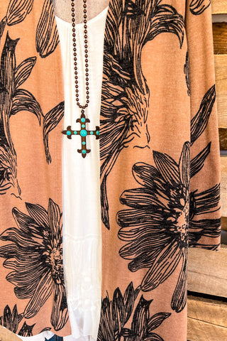 Slip On Dress - Black