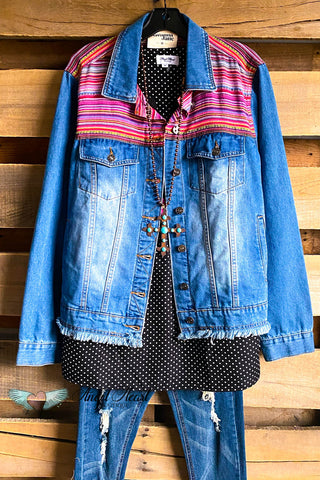 AHB EXCLUSIVE: Not So Unusual Vest - Denim - 100% COTTON