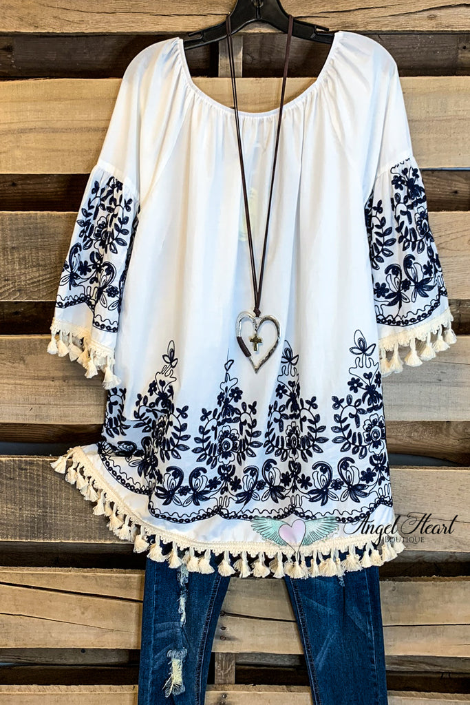 Make Every Memory Tunic - 100% COTTON