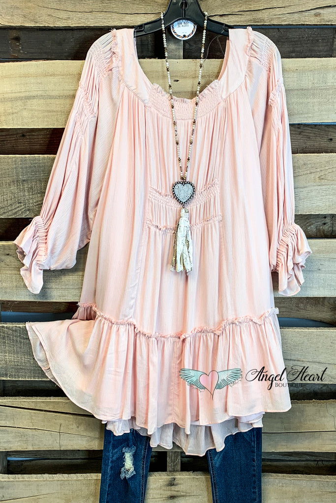 Like Your Style Dress - Blush