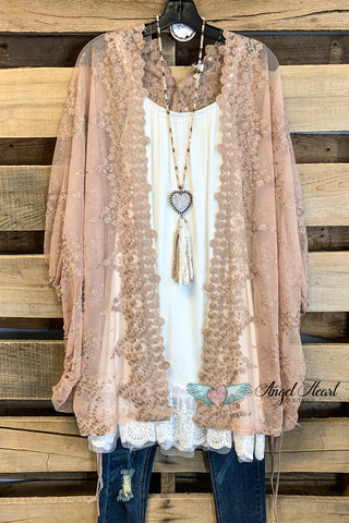 Love Your Secret Side Tunic - Burgundy/Leopard