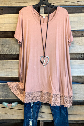 Summer Wonderland Top - Grey