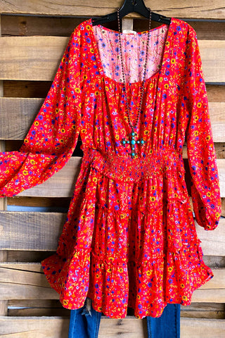 AHB EXCLUSIVE: Sunrise Dream Cardigan - Multi