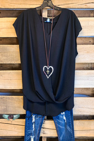 AHB EXCLUSIVE: Only Thing That Matters Tunic - Black
