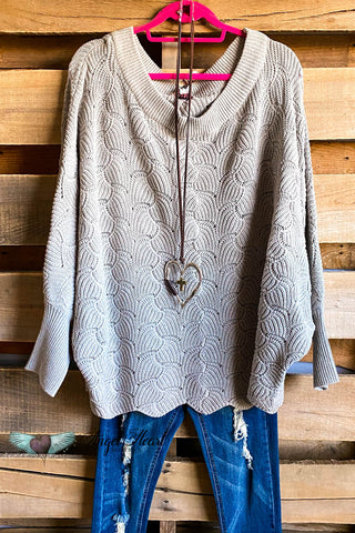AHB EXCLUSIVE: Free Spirit Top - Grey