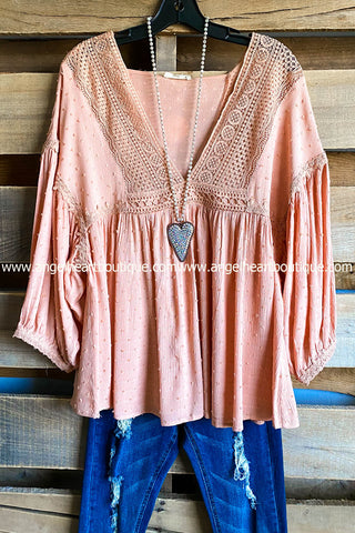 AHB EXCLUSIVE: Freedom Flare Tunic - Denim