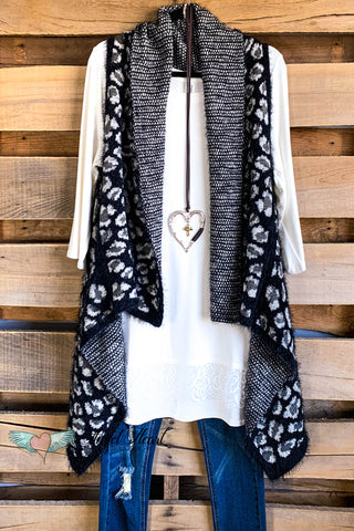 AHB EXCLUSIVE: All Around Amazed Vest - Navy