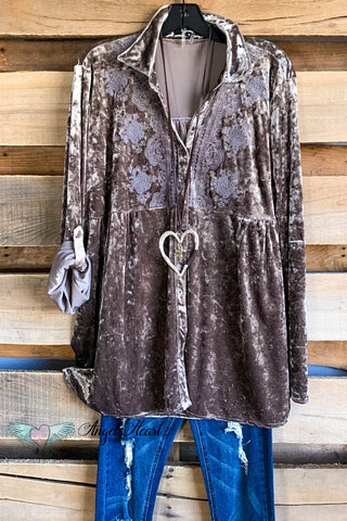 AHB EXCLUSIVE: What I See Tunic - Camo