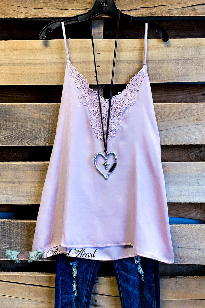 That Perfect Cami - Details - Blush