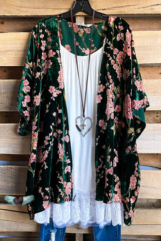 AHB EXCLUSIVE: Bali Intentions Kimono - Black