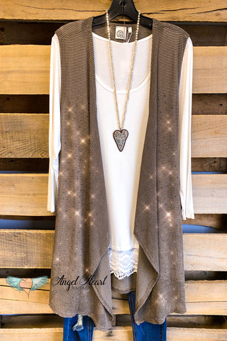 Super Soft Lace Extender - Heather Grey