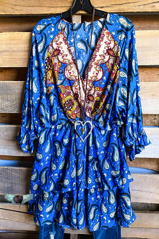 AHB EXCLUSIVE: Simply Stunning Tunic - Fawn