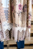 AHB EXCLUSIVE: Embrace The Joy Kimono/Duster - Taupe/Flower
