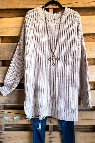 AHB EXCLUSIVE: Coffee Crazed Sweater Vest - Brown