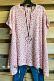 Rarest Love Knit Top - Mauve