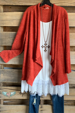 Just Amazing Kimono - Red Mix