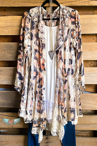AHB EXCLUSIVE: Only Thing That Matters Tunic - Gray-