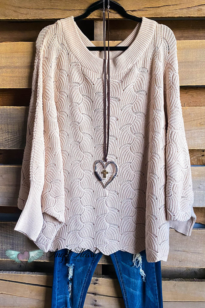 Constantly Cozy Sweater - Taupe