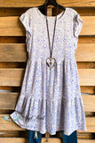 Gorgeous Calling Dress - Baby Blue